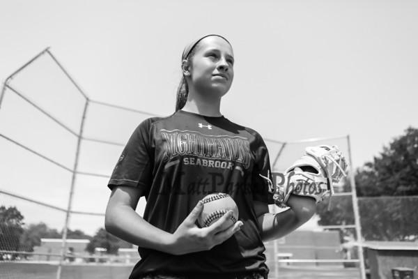 2017-7-12 Sadie Dorman U12 Girls Softball