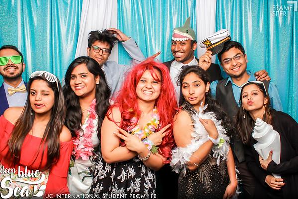 UC Deep Blue Sea Prom '18