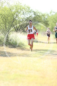 Antonian Boys Running UIW 2016 X Country