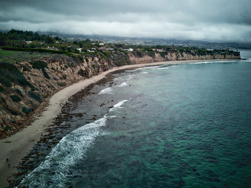 coldence of the wind... mavic.   #djimavic #dji #malibu #california