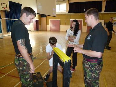 Army Engineers Challenge