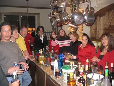 Hammonds Christmas 2005