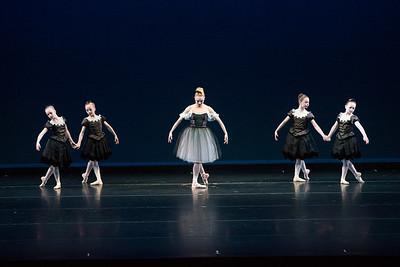 154-1189 Ballet Stars of New York
