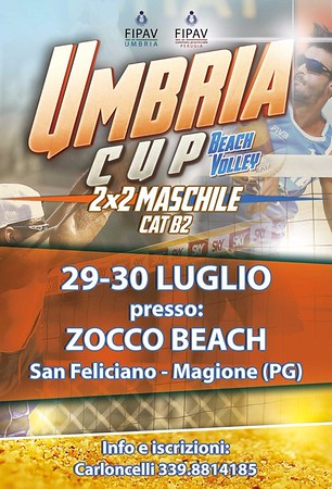 Umbria Cup 2017 Beach Volley