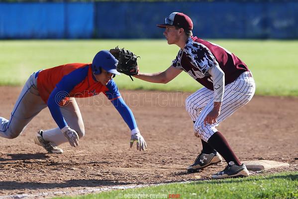 Penn Yan Baseball 5-10-17
