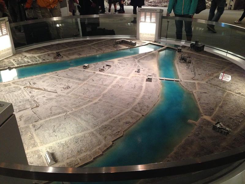 Hiroshima museum - Leslie Rowley S95