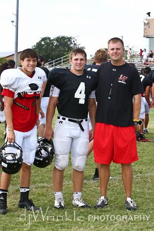 LT Varsity Football 2010