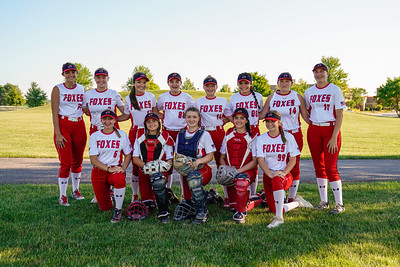 14U Wood Player and Team Pictures