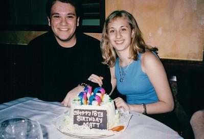 2001-12-16 | Matt 18 Danni 16 | Brooklyn