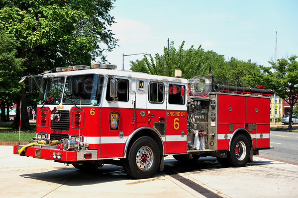 WASHINGTON D.C. FIRE APPARATUS