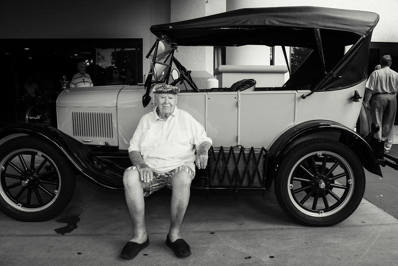 Wish of a Lifetime - Ken & Model T Ride