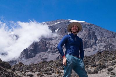 Kilimanjaro Day 5- Barranco to Barafu (4673m)