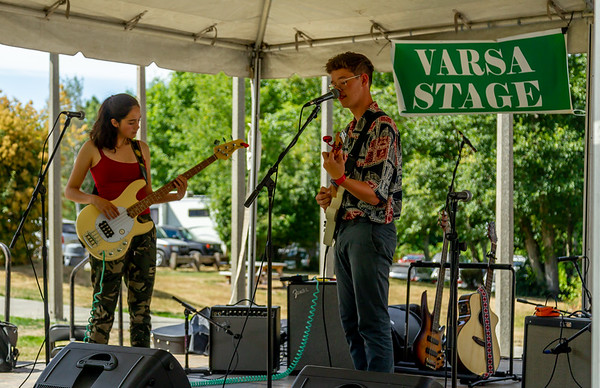 Petrichor at the VARSA Youth Stage Ober Park Festival Saturday 2018