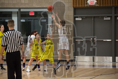Girls Basketball vs Hilmar