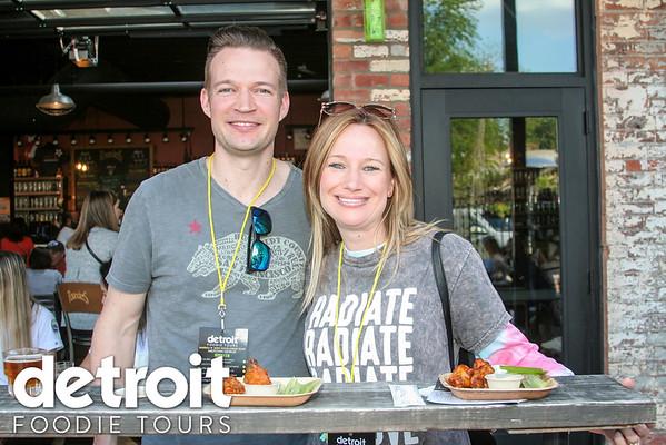 Detroit Foodie Tours