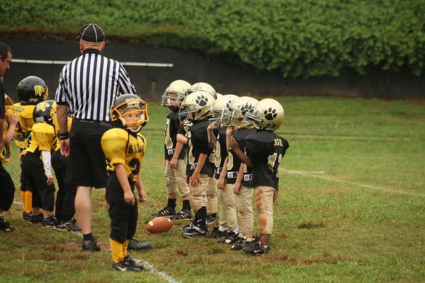 9-29-12 Pre Pee Wee Vs Salem