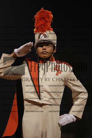 South Pasadena HS Tiger Marching Band & Guard