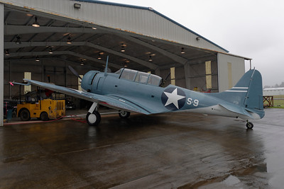 Tillamook Air Museum - March 2, 2013