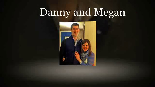 Danny and Megan