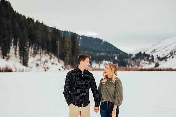 Maddie & Garrett Engagements