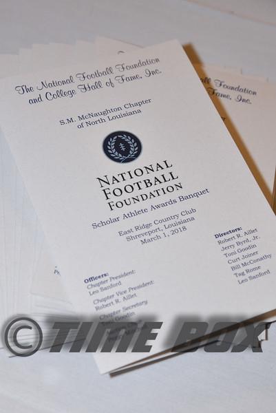 National Football Foundation Banquet 2018