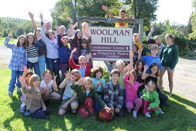 Woolman Hill retreat Center