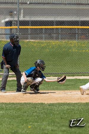 RCS Rock Falls JV Baseball
