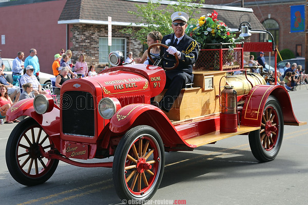 Montour Festival Parade 6-9-18