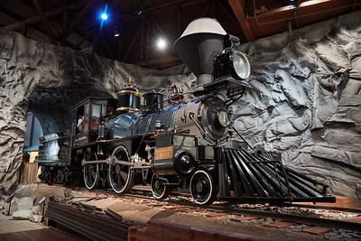 2016-11 California State Railroad Museum