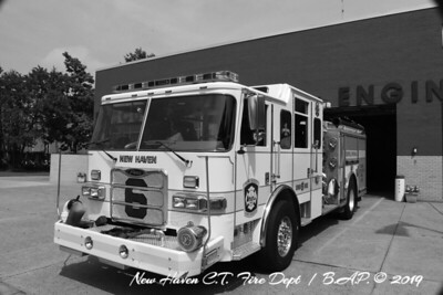 New Haven CT Engine Co.6