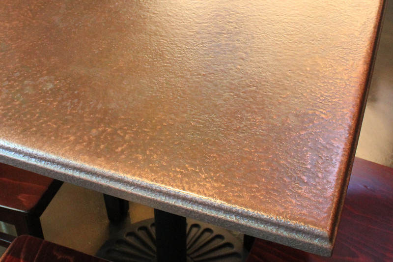 Copper Top
