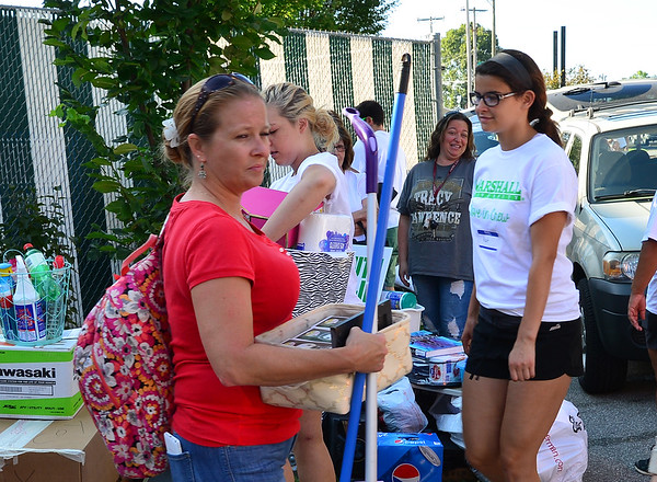 WOW 2016- Freshman Move-In Day- August 16, 2016