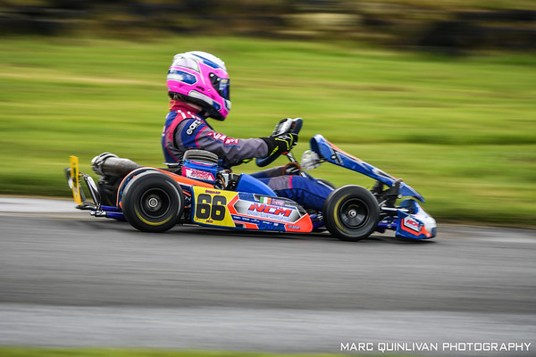 Motorsport Ireland Karting Championship 2019 - Round 7 - Athboy - Éimear Carey