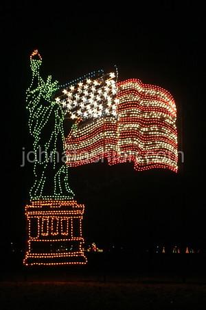 Holiday Lights - December 24, 2004