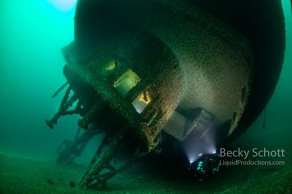 Straits of Mackinac Shipwrecks