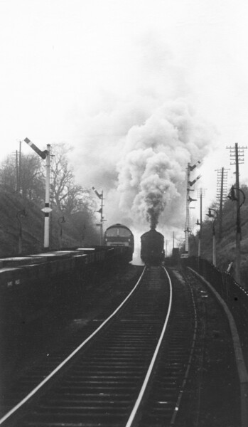 Lickey Bank 31st March 1964