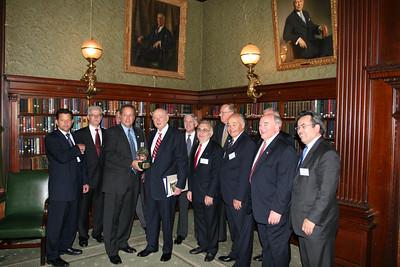 2007 Friends of Vietnam Veterans Memorial luncheon
