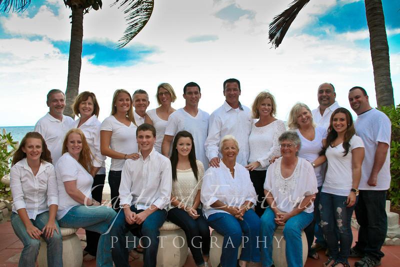 Barbara and family