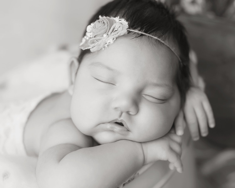 Adrienne Newborn session
