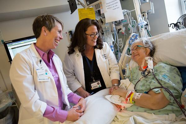 Delirium: UCSF ICU Nurses: Charlotte Garwood & Hildy  Schell-Chaple