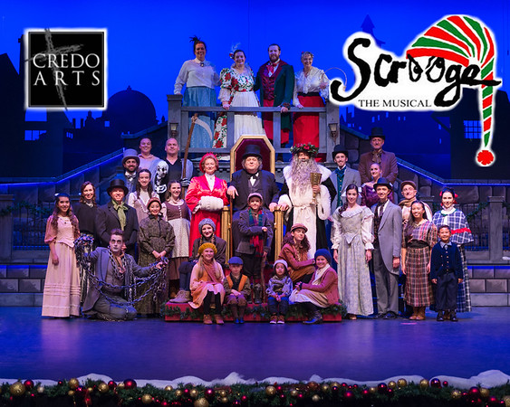 Scrooge Play