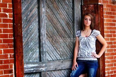Jenny - Senior Portraits