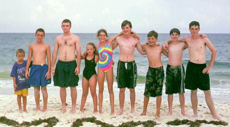8th Keeney Beach Reunion