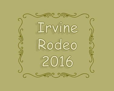 Irvine 2016