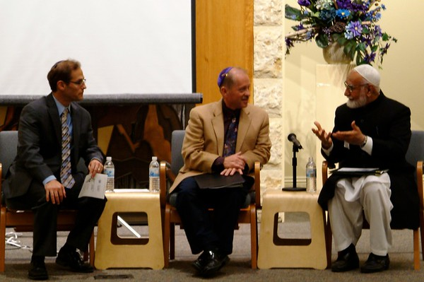 Abrahamic Religions Trialogue San Jose 2013
