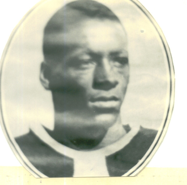 """From Wikipedia:  Eulace Peacock (August 27, 1914 - December 13, 1996) was an American track and field athlete in the 1930s. Born in Dothan, Alabama and raised in Union, New Jersey, he became a rival to Jesse Owens in many sprinting competitions. Peacock won the Amateur Athletic Union (AAU) outdoor pentathlon championship six times, in 1934, 1935, 1937, and from 1943 through 1945.[1] After pulling a hamstring muscle, he was unable to compete in the 1936 Summer Olympics in Berlin, Germany. In 1942 he served in the US Coast Guard; in later years he opened a liquor store and a car-rental business. He stayed connected with athletics by officiating at championship events and Olympic qualifying trials. He has been honoured by a number of athletic bodies, including the National Track and Field Hall of Fame. Eulace Peacock died of Alzheimer's disease at age 82 in Yonkers and was interred in Kensico Cemetery in Valhalla, NY.  In a television interview at Union High School in 1983, Eulace Peacock stated that the secret to success was hard work and concentration. """"You have to sacrifice in order to make it,""""  http://www.yonkershistory.org/pea.html http://www.si.com/longform/peacock/index.html"""