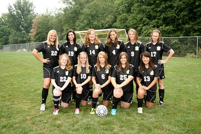 Crestview Girls Soccer 2012-2013