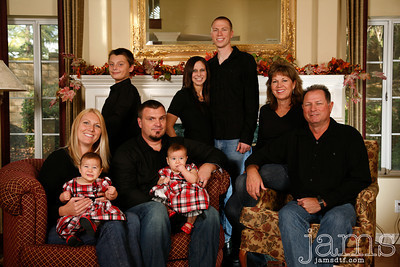 Peterson-Patriquin Family
