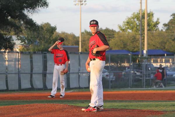 NE vs Lakewood Baseball 4-19-18