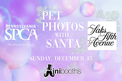 Pet Photos with Santa  - 12/15/2019